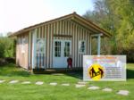 Garten Holzhaus